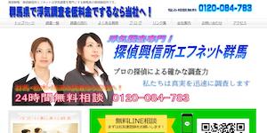 エフネット探偵興信所群馬の公式サイト(http://www.f-net-gunma.com/)より引用-みんなの名探偵
