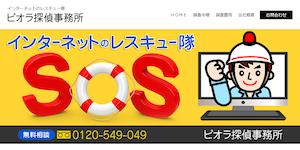 ビオラ探偵事務所の公式サイト(http://tantei-viola.com/)より引用-みんなの名探偵