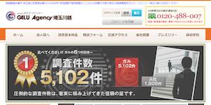 探偵事務所ガルエージェンシー埼玉川越の公式サイト(https://www.galu.co.jp/)より引用-みんなの名探偵