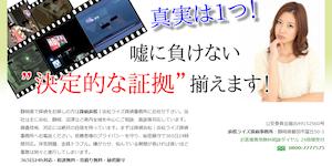 浜松ライズ探偵事務所の公式サイト(http://www.iwata-tantei.jp/)より引用-みんなの名探偵