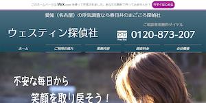 ウェスティン探偵社の公式サイト(https://westen-agency.com/)より引用-みんなの名探偵