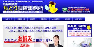 総合探偵社ちどり調査事務所の公式サイト(https://chidori-chousa.com/)より引用-みんなの名探偵