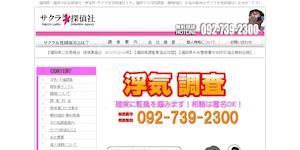 サクラ女性探偵社の公式サイト(http://www.parfect24.com/)より引用-みんなの名探偵