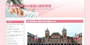 唐津興信所の公式サイト(該当なし)より引用-みんなの名探偵