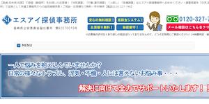 エスアイ探偵事務所の公式サイト(https://sitantei.com/)より引用-みんなの名探偵