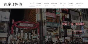 東京IT探偵の公式サイト(https://it-tantei.jp/)より引用-みんなの名探偵